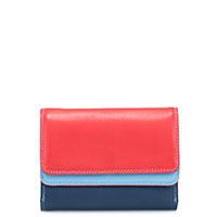 Double Flap Purse/Wallet-Royal