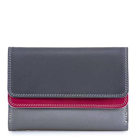 Double Flap Purse/Wallet-Storm