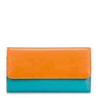 Tri-fold Zip Wallet-Copacabana