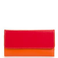 Tri-fold Zip Wallet-Jamaica