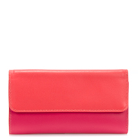 Tri-fold Zip Wallet-Candy