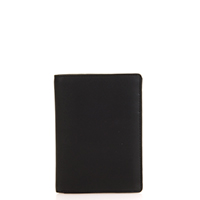 Continental Wallet-Black