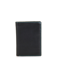Continental Wallet-Black/Pace