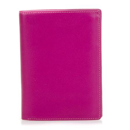 Continental Wallet-Sangria Multi