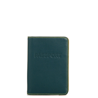 Passport Cover-Evergreen