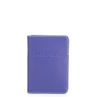 Passport Cover-Lavender