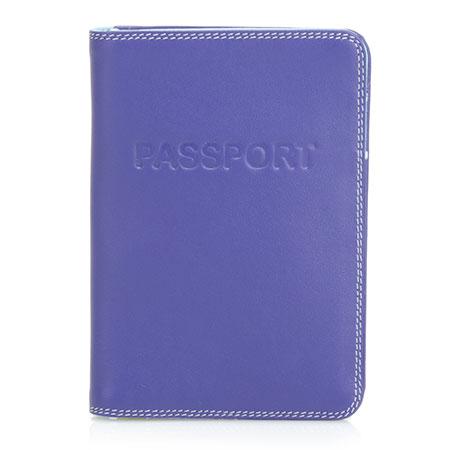 Passport Cover-Lavender