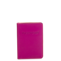 Passport Cover-Sangria Multi