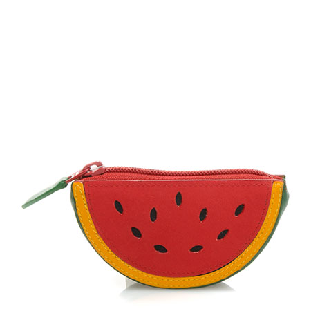 Fruits Watermelon Purse-Red/Green