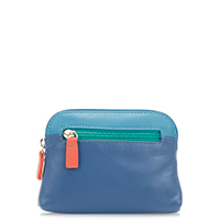Large Coin Purse-Aqua