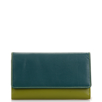 Checkbook Holder/Wallet-Evergreen