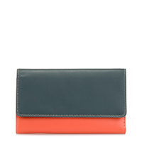 Checkbook Holder/Wallet-Urban Sky