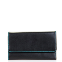 Checkbook Holder/Wallet-Black/Pace