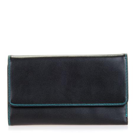 Checkbook Holder/Wallet-Black/Pace
