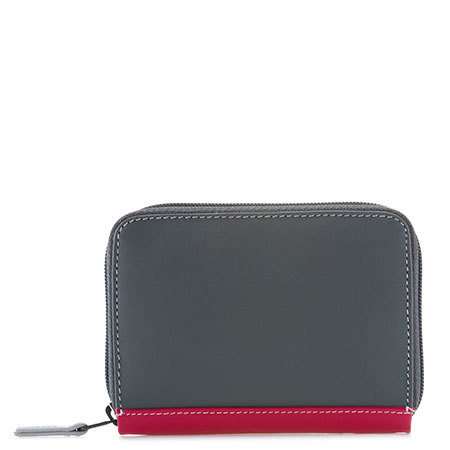Zipped Credit Card Holder-Storm