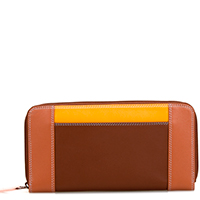 Large Zip Wallet-Siena
