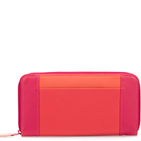 Large Zip Wallet-Candy