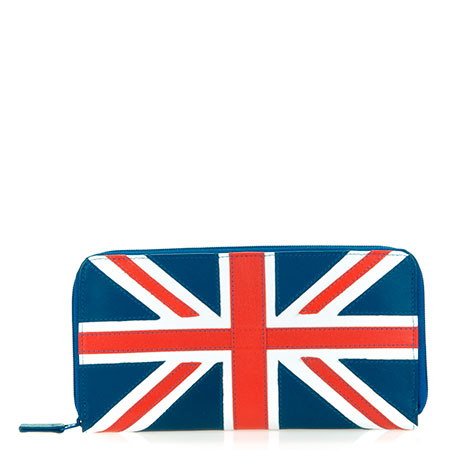 Large Zip Wallet-UK
