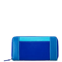 Large Zip Wallet-Seascape