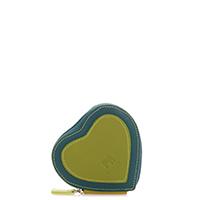 Heart Purse-Evergreen