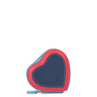 Heart Purse-Royal