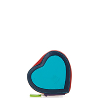 Heart Purse-Black/Pace