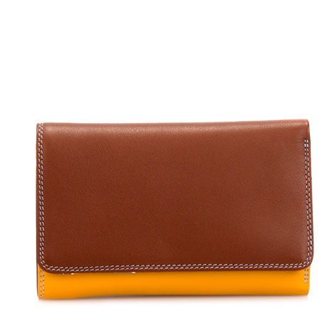 Medium Tri-fold Wallet-Siena
