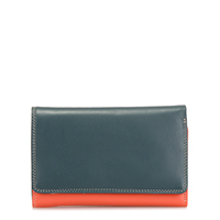 Medium Tri-fold Wallet-Urban Sky