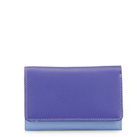 Medium Tri-fold Wallet-Lavender