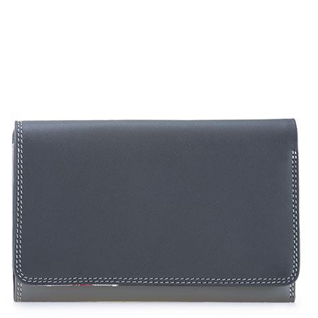 Medium Tri-fold Wallet-Storm