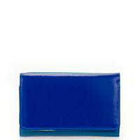 Medium Tri-fold Wallet-Seascape