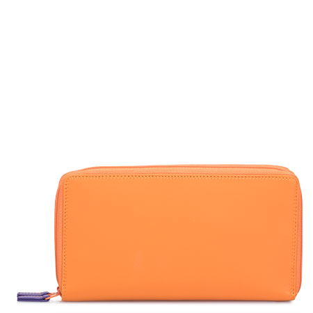 Large Double Zip Wallet-Copacabana