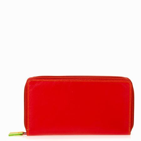 Large Double Zip Wallet-Jamaica