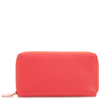 Large Double Zip Wallet-Candy