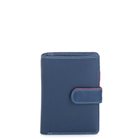 Medium Snap Wallet-Royal