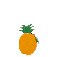 Fruits Pineapple Purse-Yellow
