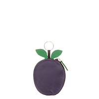 Fruits Plum Purse-Purple
