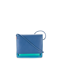 Mini Travel Handbag-Aqua