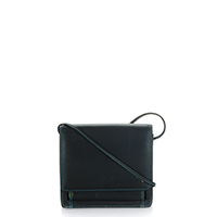 Mini Travel Handbag-Black/Pace