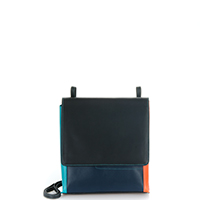 Small Travel Organiser-Black/Pace