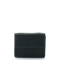 Flapover Travel Organiser-Black/Pace