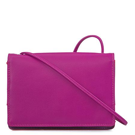 Small Travel Bag-Sangria Multi