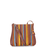 Laguna Shoulder Bag-Siena