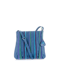 Laguna Shoulder Bag-Bluebell