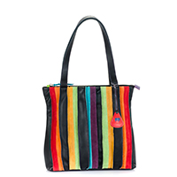 Laguna Small Shopper-Black