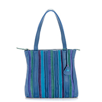 Laguna Small Shopper-Bluebell