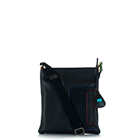 Havana Crossbody-Black/Pace
