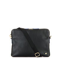 Panama E/W Crossbody-Black