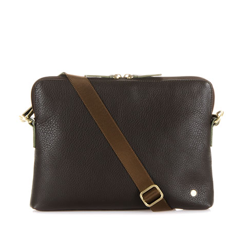 Panama E/W Crossbody-Brown