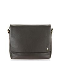 Panama Messenger Bag-Brown